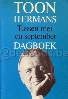 Gedichten Toon Hermans Dagboek Mei September Tweedehands
